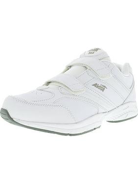 667c9147287a Product Image Avia Men s A344 White   Chrome Silver Lemon Yellow Ankle-High  Walking Shoe - 10.5