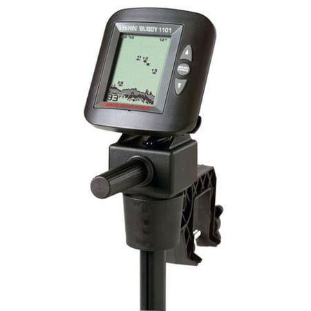 Bottom line fishin 39 buddy 1101 for Fish finder walmart
