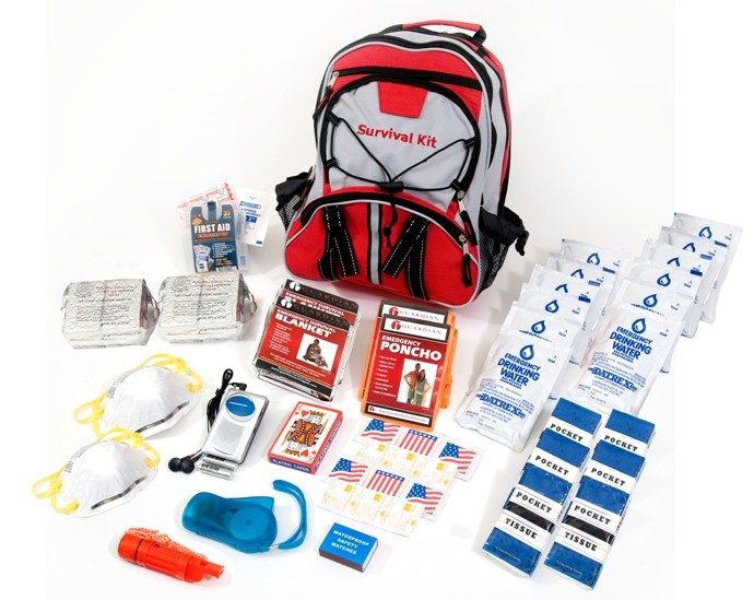 Guardian SKG2 Survival Kit 2 Person by Guardian Survival Gear