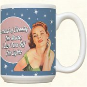 Fiddlers Elbow c519 Instead Of Cleaning Mug, Pack Of 2