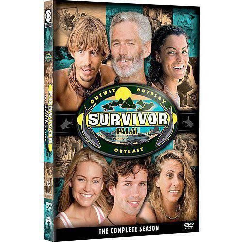 Survivor: Palau - The Complete Season (Full Frame)