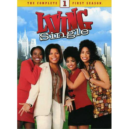 Living Single: The Complete First Season (DVD) ()