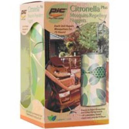 how to make citronella mosquito repellent