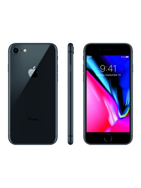 34b99997e19 Product Image Wireless - Apple iPhone 8 64GB, Space Gray