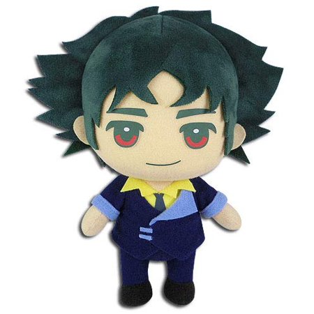 Great Eastern - Cowboy Bebop - Spike Plush, 8-inches