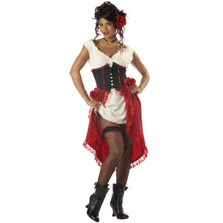 Cantina Gal Wild West Womens Halloween Costume](West Hollywood Halloween)
