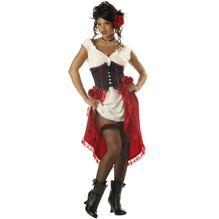 Wild West Female Costumes (Cantina Gal Wild West Womens Halloween)