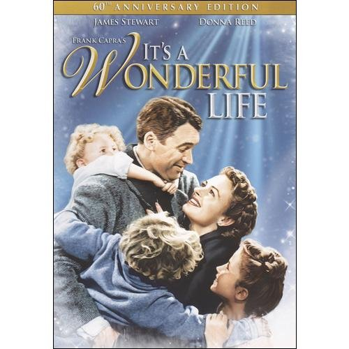 It's A Wonderful Life (60th Anniversary Edition) (Full Frame, ANNIVERSARY)