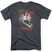 Shaun Of The Dead Bash Em Mens Short Sleeve Shirt