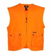 Mossy Oak Blaze Orange Youth Cover Vest
