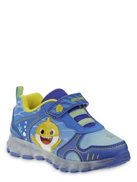 Baby Shark Licensed Athletic Sneakers (Toddler Boys)