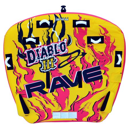 - Rave Sports Diablo III Ski Tube