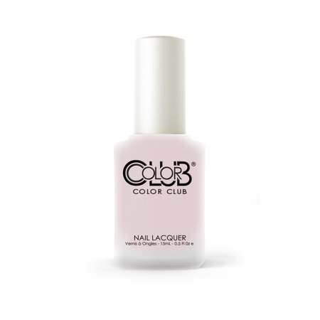 Color Club Rose Remedy Scented Matte Nail Polish, Petal Pusher ()