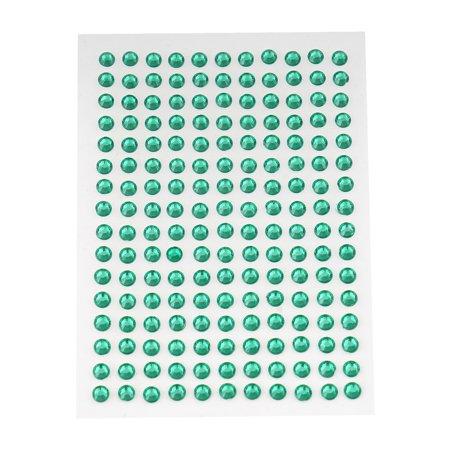 BalsaCircle 1056 pcs Rhinestones Gem Stickers - Wedding Party Favors Decorations DIY Craft Supplies