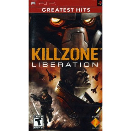 Killzone Liberation Greatest Hits (PSP)