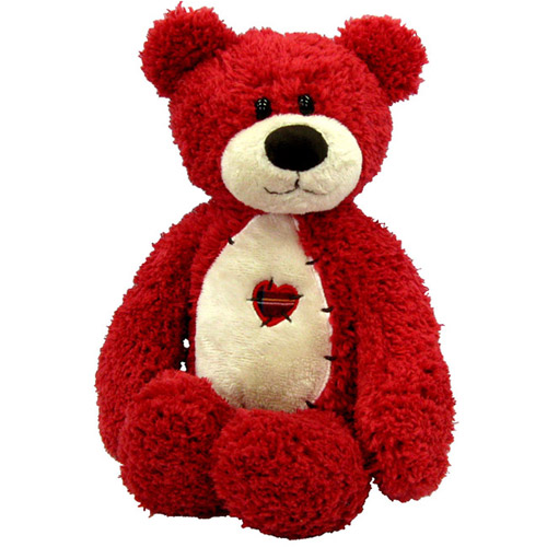 First and Main Inc. Tender Teddy, Red