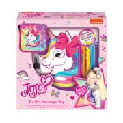 Nickelodeon JoJo Siwa Unicorn Tie-Dye Messenger Bag Craft Kit