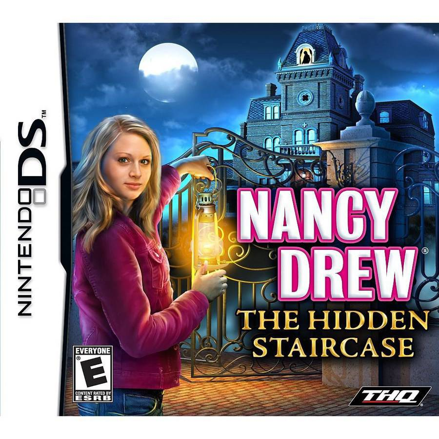 Nancy Drew Hidden Staircase  (DS) - Pre-Owned