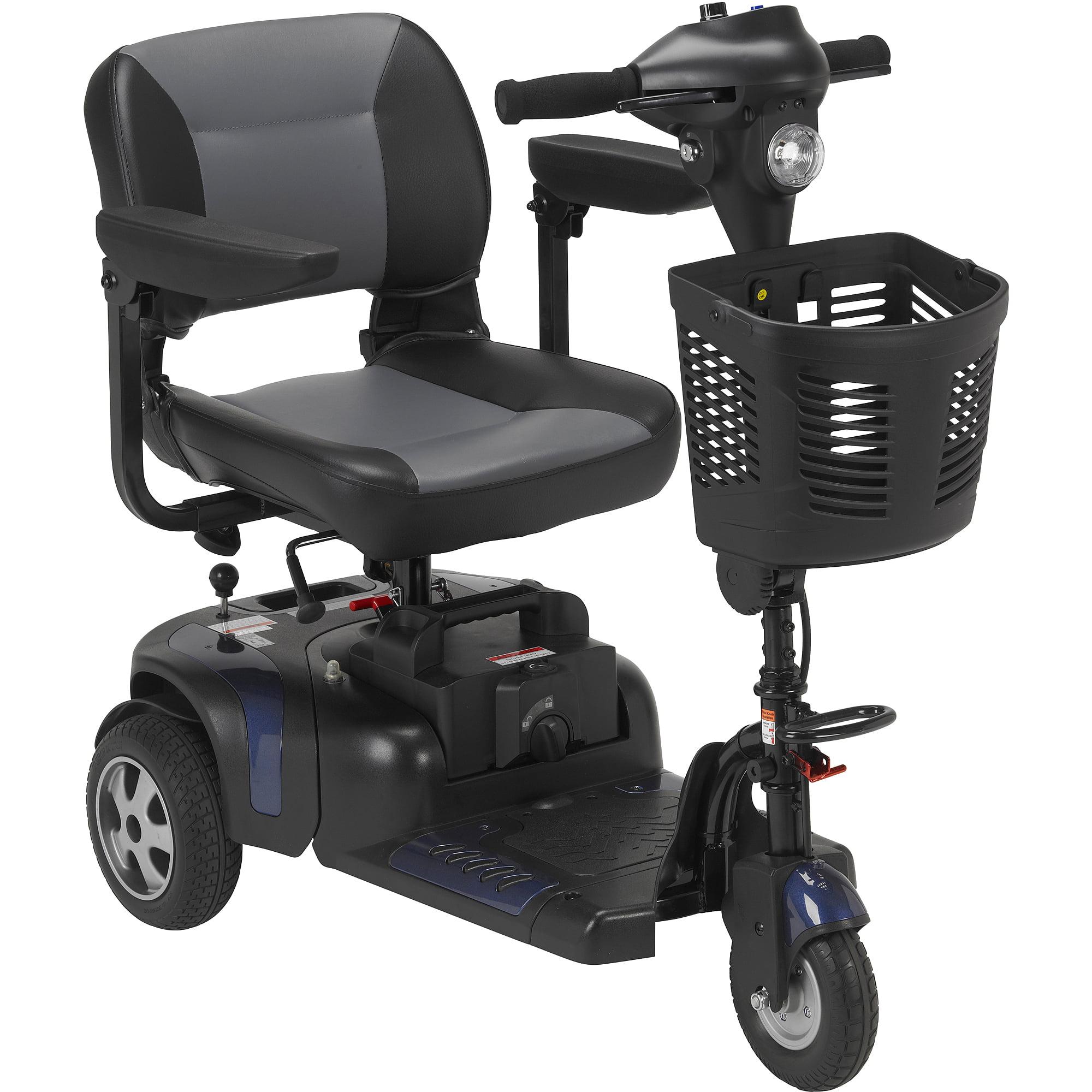 Drive Medical Phoenix Heavy Duty Power Scooter, 3 Wheel
