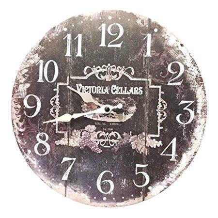 "Victoria Cellars 11"" Wall Clock - 0721313-1"