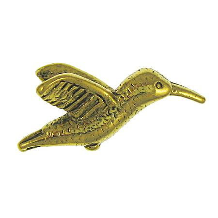Hummingbird Gold Lapel Pin - 50 Count Gold Bird Pin