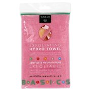 Earth Therapeutics Towel - Hydro - Exfoliating - Pink - 1 Count