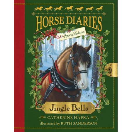 Horse Diaries #11: Jingle Bells (Horse Diaries Special Edition) - White Horse Meaning In Halloween 2