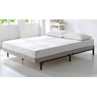 12-Inch Green Tea and Bamboo Charcoal Infused Memory Foam Mattress with CertiPUR-US Certified Foam, Multiple Sizes