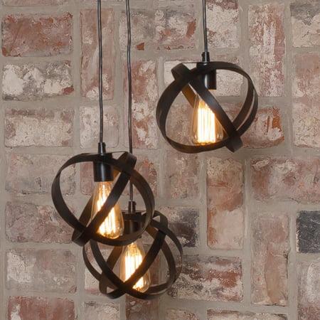 Orb Three Light (Osmar Orb Three Light Pendant)