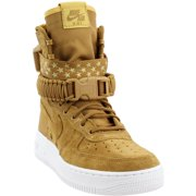 Nike Womens Sf Air Force 1  Casual Sneakers Shoes - Bronze 10.5