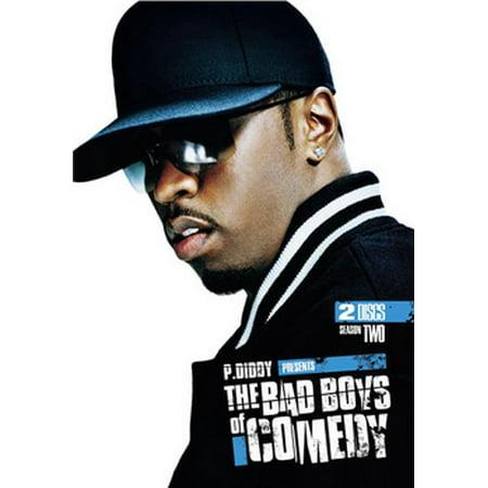 Dj Qbert Dvd (P Diddy Presents: Bad Boys Of Comedy Season 2)