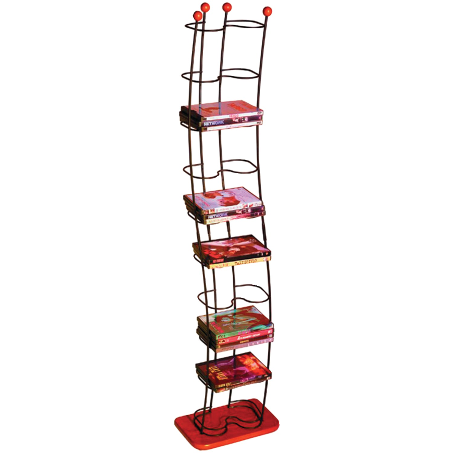 Atlantic 1386 Wave 74-dvd Wire Towers