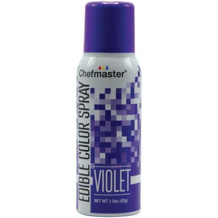 Edible Spray 1.5oz-Violet