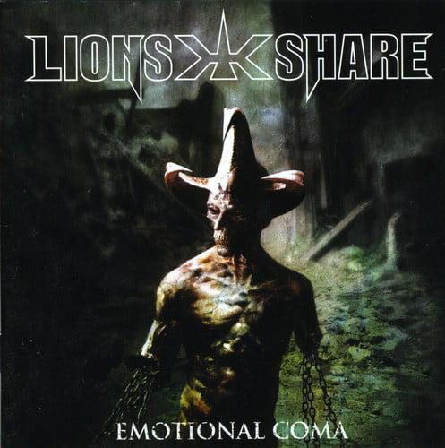 Lions Share - Emotional Coma [CD]