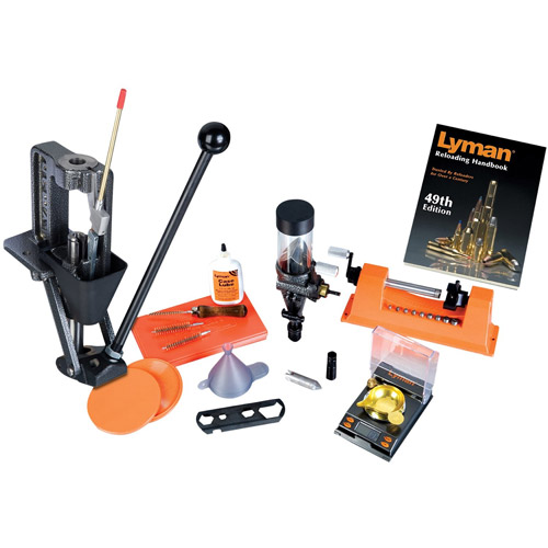 Lyman Crusher Expert Kit Deluxe with 1500 Micro-Touch Scale by Lyman