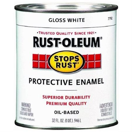 Gloss White Protective Enamel