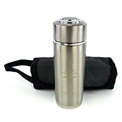 Ehm Premium Nano Energy Water Flask Cup   Portable Alkaline Water Ionizer   Bpa Free   Anti Bacterial Filter   Healthy  Clean   Toxin Free Water   Boost Your Energy Levels   Immune System