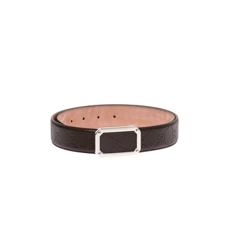 Gucci Cocco Signature Leather Belt