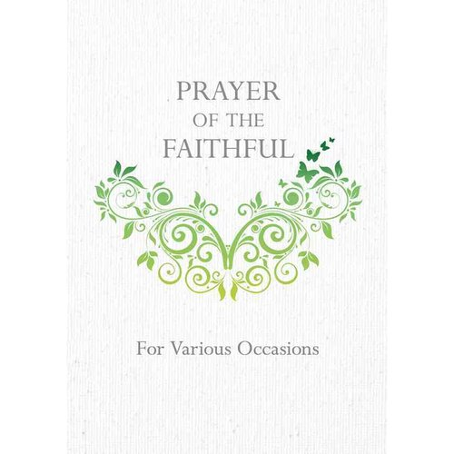Prayer of the Faithful: For Various Occations