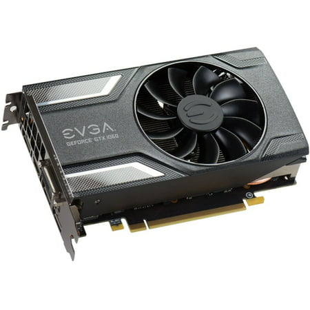 EVGA GeForce GTX 1060 3GB SC GAMING, ACX 2.0 (Single Fan), 3GB GDDR5, DX12 OSD Support (PXOC), Only 6.8 Inches Graphics Cards