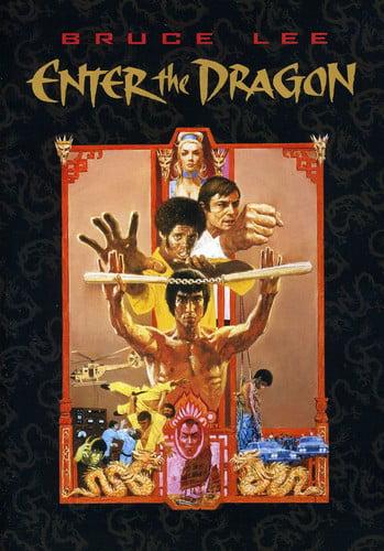 Enter the Dragon by WARNER STUDIOS