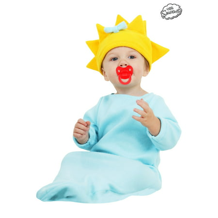 Maggie Simpson Costume - Kids Bart Simpson Costume