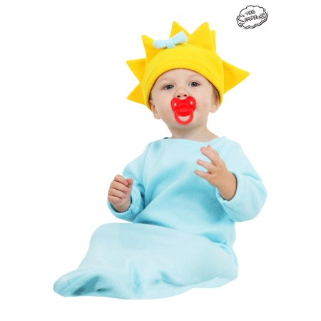 Maggie Simpson Costume - Simpsons Florida Costume
