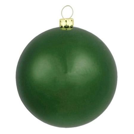 matte emerald green commercial shatterproof christmas ball ornament 10 250mm - Walmart Christmas Commercial