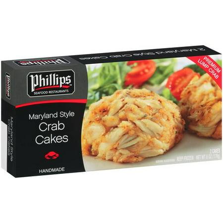 Phillips Crab Cakes Walmart