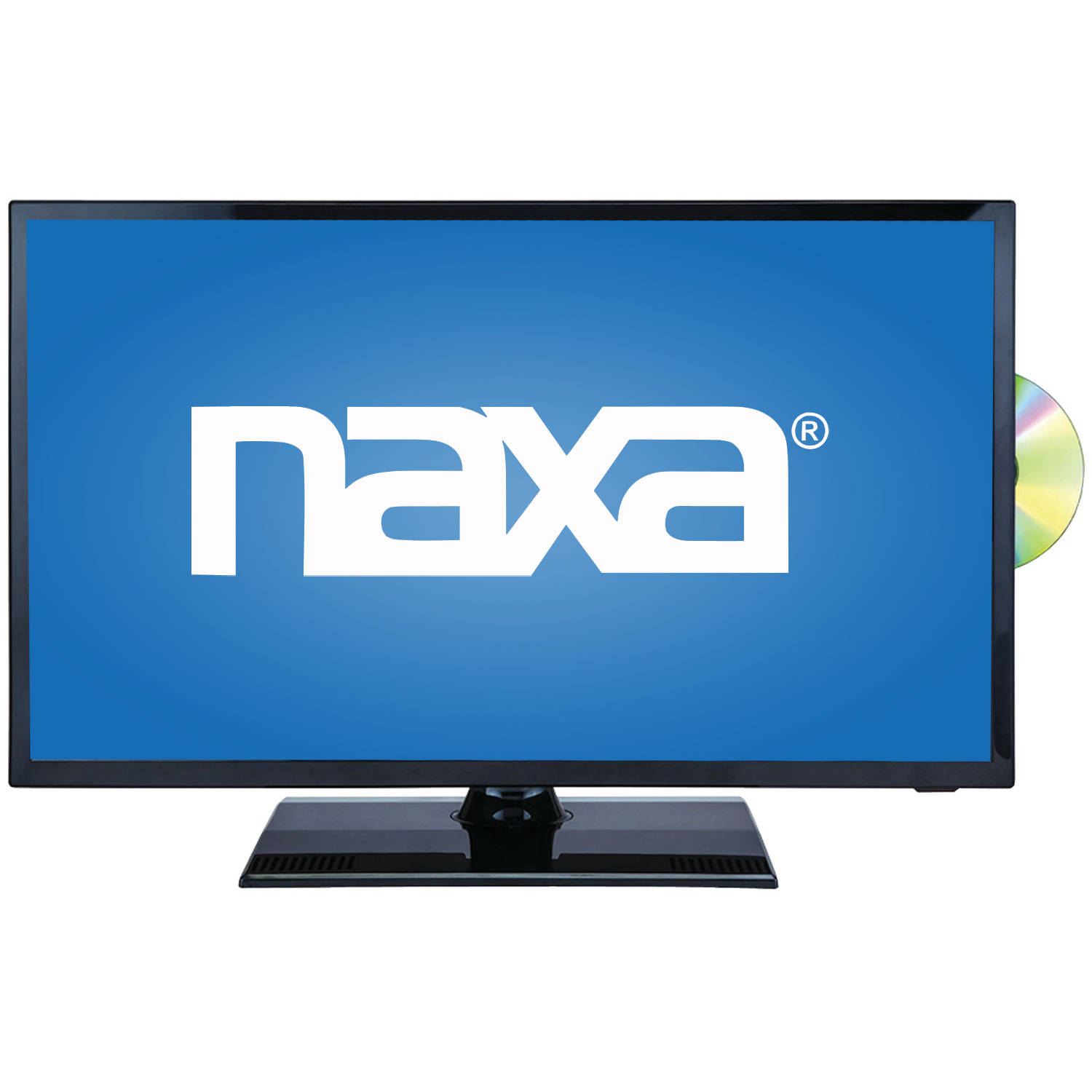 "Naxa NTD-2255 22"" 1080p LED HDTV/DVD/Media Player Combination and Car Package"