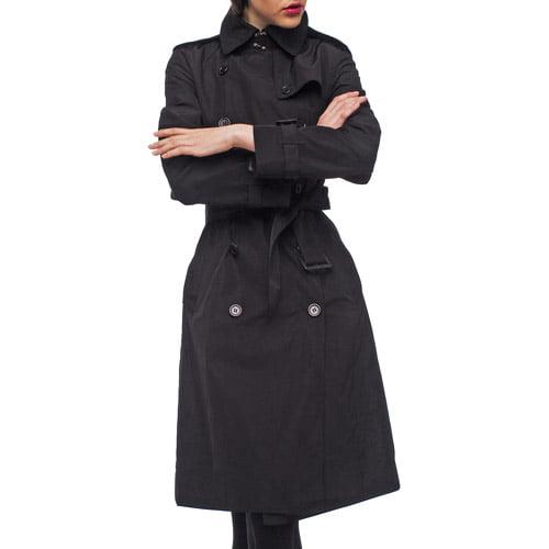 Norma Kamali - Women's Lightweight Trench Coat