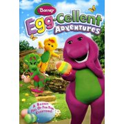 Barney: Excellent Adventures by Trimark Home Video