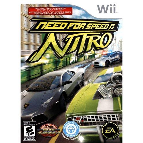 Need for Speed: Nitro (Wii)