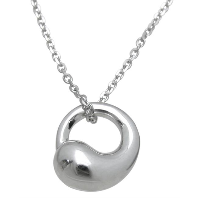 Plutus Brands Sterling Silver Pendant - image 1 of 1